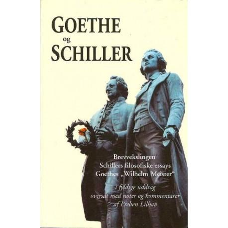 Goethe og Schiller