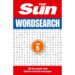 The Sun Wordsearch Book 5: 300 Fun Puzzles from Britain's Favourite Newspaper