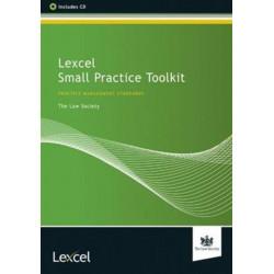 Lexcel Small Practice Toolkit