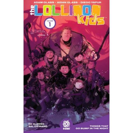 The Lollipop Kids, Vol. 1