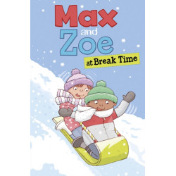 Max and Zoe at Break Time