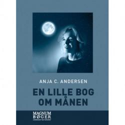 En lille bog om månen (Storskrift)