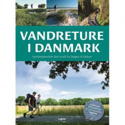 Vandreture i Danmark: Vandreoplevelser året rundt fra Skagen til Gedser