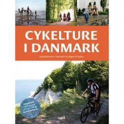Cykelture i Danmark: Cykeloplevelser i Danmark fra Skagen til Gedser