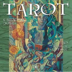 TAROT CALENDAR 2018 30 YEARS OF TAROT