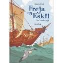 Freja og Eskil for fulde sejl: oplæsningsbog, Læsebog