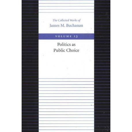 The Politics as Public Choice