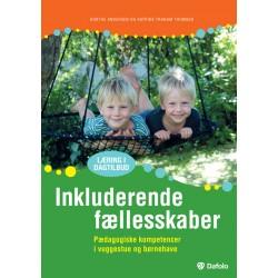Inkluderende fællesskaber: Pædagogiske kompetencer i vuggestue og børnehave