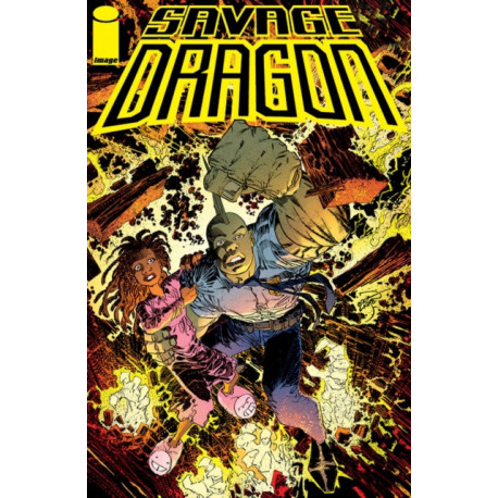 Savage Dragon: Warfare