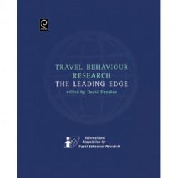 Travel Behaviour Research: The Leading Edge