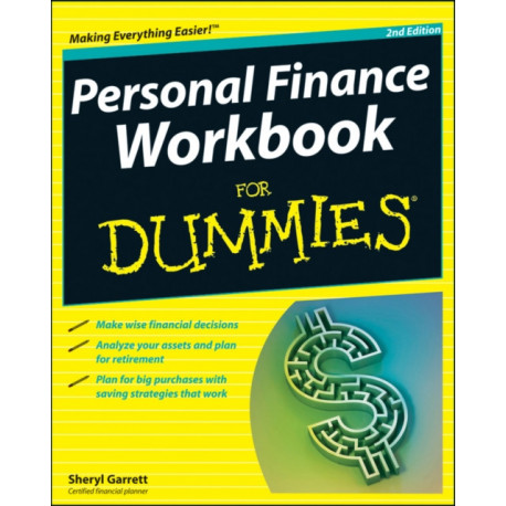 Personal Finance Workbook For Dummies