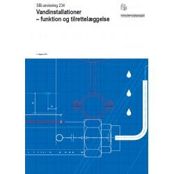Vandinstallationer - Funktion og tilrettelæggelse