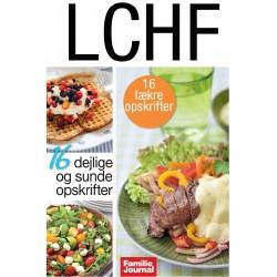Opskrifter til LCHF-Kuren 1: Endelig en slankekur, som du kan holde ud at holde.