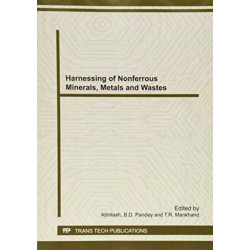 Harnessing of Nonferrous Minerals, Metals and Wastes