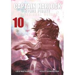 Captain Harlock: Dimensional Voyage Vol. 10