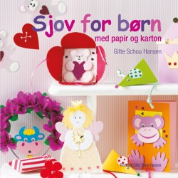 Sjov for børn med papir og karton