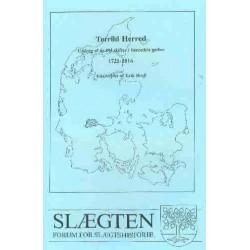 Tørrild herred: uddrag af de 894 skifter i herredets godser - 1721-1816