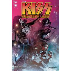 KISS: Blood & Stardust