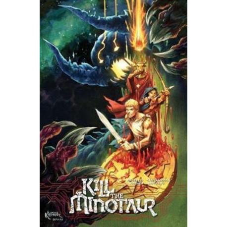 Kill the Minotaur