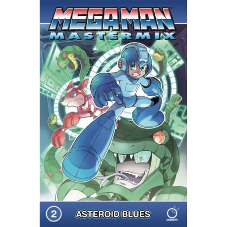 Mega Man Mastermix Volume 2: Asteroid Blues