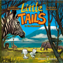 Little Tails in the Savannah