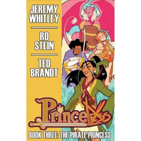 Princeless Book 3: The Pirate Princess Deluxe Hardcover