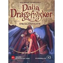 Dalia dragehvisker 1 - Dragesygen