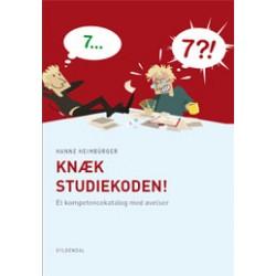 Knæk studiekoden : Et kompetencekatalog med øvelser