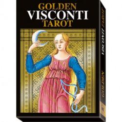 Golden Visconti Tarot Grand Trumps