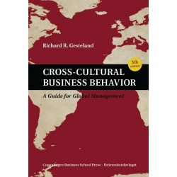 Cross-Cultural Business Behavior: A Guide for Global Management