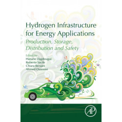Hydrogen Infrastructure for Energy Applications: Production, Storage, Distribution and Safety