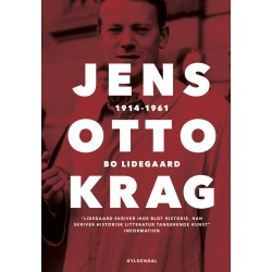 Jens Otto Krag: 1914-1961