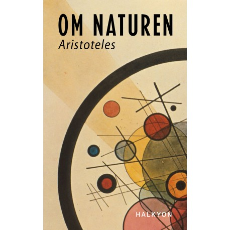 Om naturen: Fysikken af Aristoteles