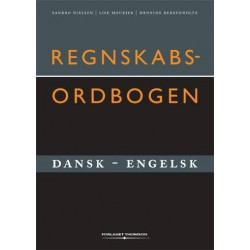 Regnskabsordbogen dansk-engelsk