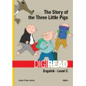 The Story of the Three Little Pigs - Engelsk