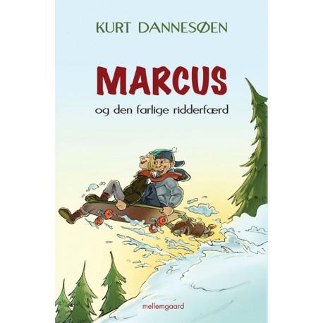 MARCUS OG DEN FARLIGE RIDDERFÆRD