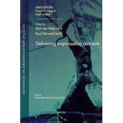 9788763003001: Deframing organization concepts