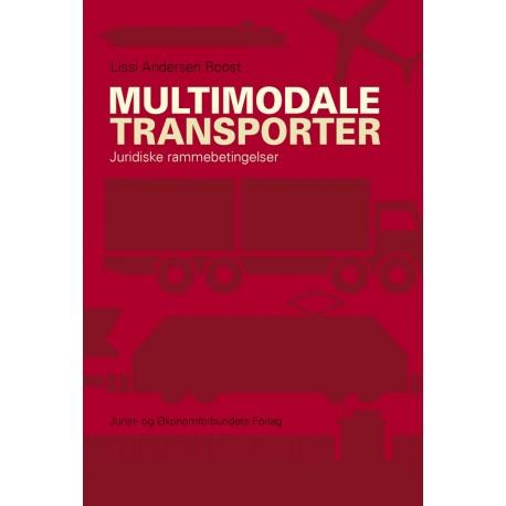 Multimodale transporter: Juridiske rammebetingelser