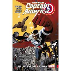 Captain America: Sam Wilson Vol. 1 - Not My Captain America