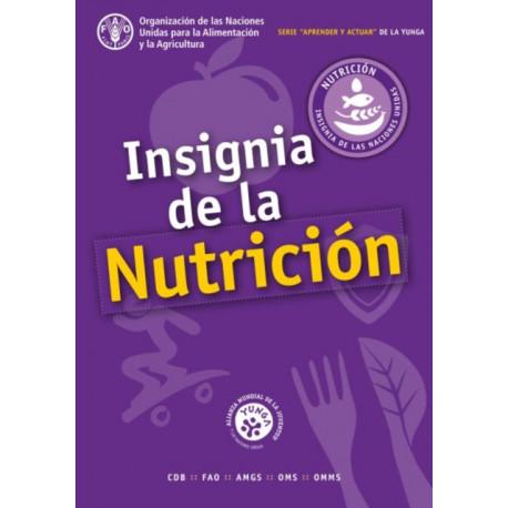 Insignia de la Nutricion