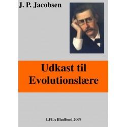 Udkast til evolutionslære