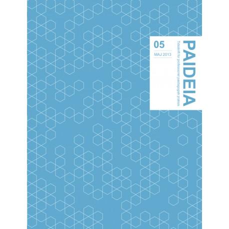 """Inkludering och skolans osäkerheter - att stödja professionelle att läre: - Artikel fra tidsskriftet """"Paideia 05 - maj 2013"""""""