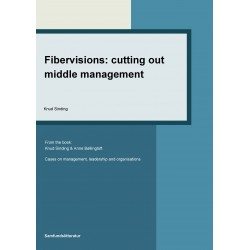 Fibervisions: Cutting out Middle Management