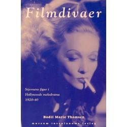 Filmdivaer: stjernens figur i Hollywoods melodrama 1920-40
