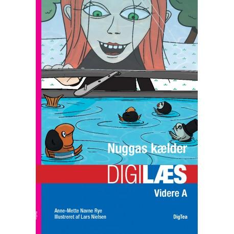 Nuggas kælder: Videre A