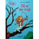 K for Klara 6: Så er der krig