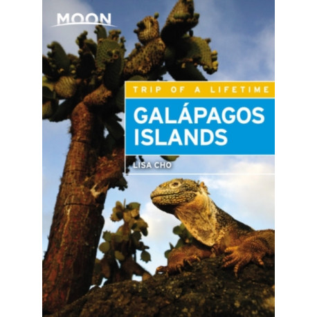 Moon Galapagos Islands (Third Edition)