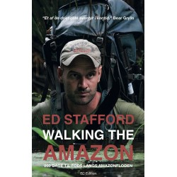 Walking the Amazon: 860 dage til fods langs Amazonfloden
