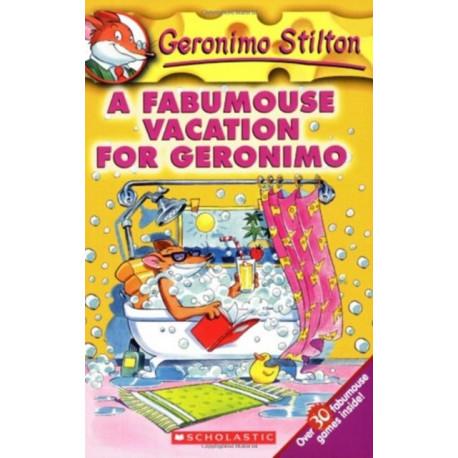 Geronimo Stilton: -9 Fabumouse Vacation for Geronimo