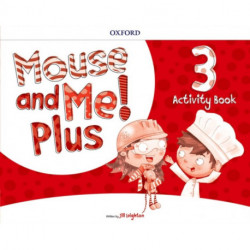 Mouse and Me! Plus: Level 3: Activity Book: Who do you want to be?